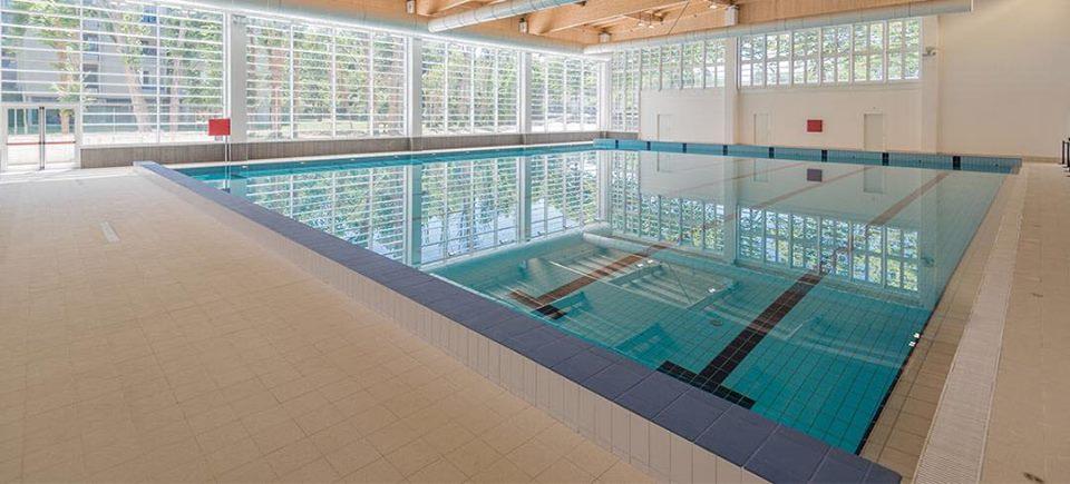 La piscina di Via Togliatti: abbiamo lavorato per evitare incompiute