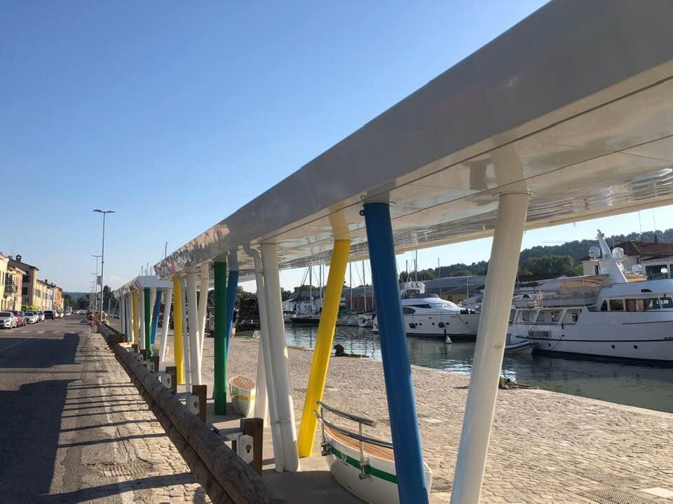 La fake news dei 700mila euro e tutte le altre bugie dell'opposizione sulle pensiline al porto